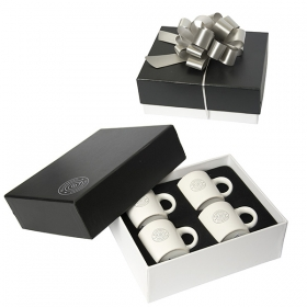 Promotional products: Espresso Mug Gift Set