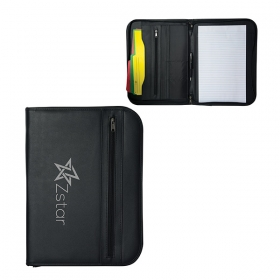 Promotional products: Zippered Legal Portfolio