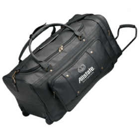 "Promotional products: PRESTIGE 25"" EXTRA LARGE SPORTS BAG ON WHEELS"