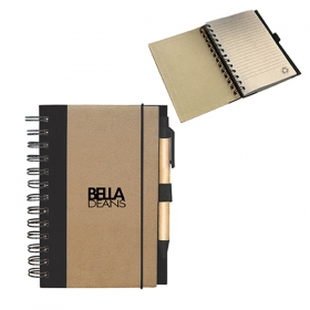 Promotional products: Recycled Cardboard Notepad