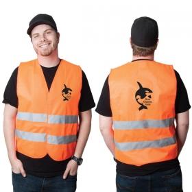 Promotional products: Highviz Medium Safety Vest