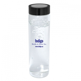 Promotional products: 600 Ml. (20 Oz.) Single Wall Borosilicate Glass Bottle