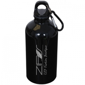 Promotional products: 500 ml (16 oz.) STAINLESS STEEL WATER BOTTLE WITH CARABINEER