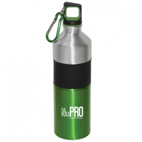 Promotional products: 750 ml (25 oz) ALUMINUM SPORTS WATER BOTTLE