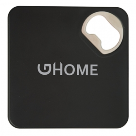 Promotional products: Langley Coaster With Bottle Opener