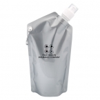 Promotional products: FOLDING 591 ML. (20 OZ.) WATER BAG