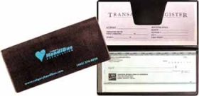 Promotional products: Cheque Book Cover