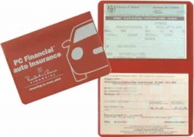 Promotional products: Liability Holder