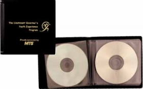 Promotional products: CD Holder