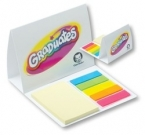 Promotional products: Full Color Sticky Note Tent