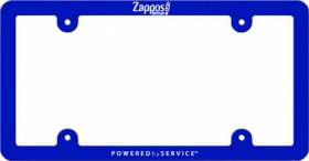Promotional products: 4 holes-universal license plate