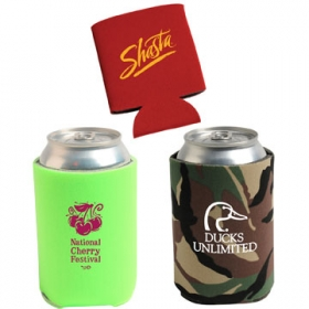 Promotional products: Collapsible can cooler