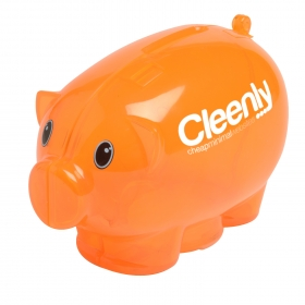 Promotional products: Mini piggy bank