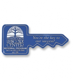 Promotional products: Key Flexible Magnet