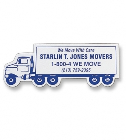 Promotional products: Truck Flexible Magnet