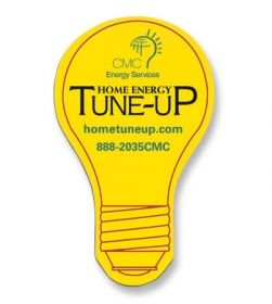 Promotional products: Light Bulb Flexible Magnet