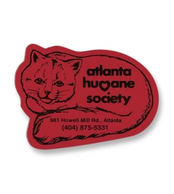 Promotional products: Cat Flexible Magnet