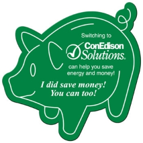 Promotional products: Piggy Bank Magnet