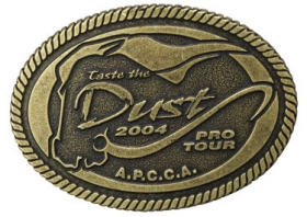 Promotional products: Econo belt buckles