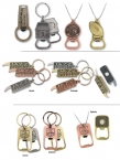 Promotional products: Bottle opener key-chain
