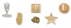 Promotional products: Die struck lapel pins
