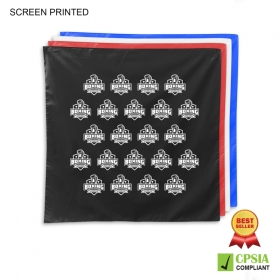 Promotional products: Square Bandana, 22x22