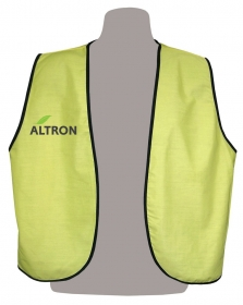 Promotional products: Poplin vest