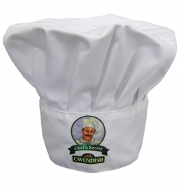 Promotional products: Mushroom Chef Hat