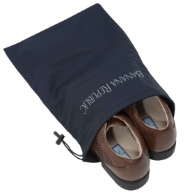 Promotional products: Twill Shoe Bag 12x17
