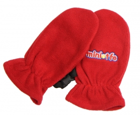 Promotional products: Baby Mittens