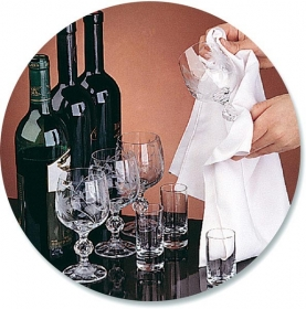 Promotional products: Micro Suede Bar Towel
