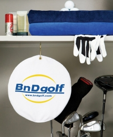 """Promotional products: Micro Terry Golf Towel 11"""""""