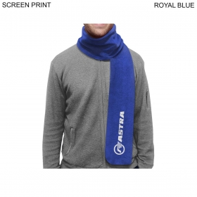 Promotional products: Urban Fleece Scarf, 6x60