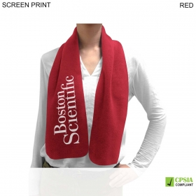Promotional products: Fleece Scarf, 6x44