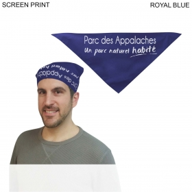 Promotional products: Triangular Bandana