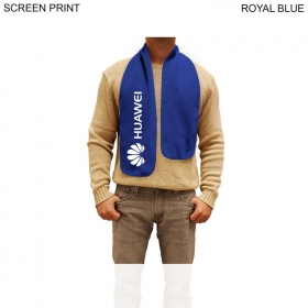 Promotional products: Econo Fleece Scarf, 6x50