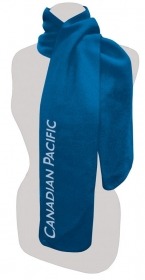 Promotional products: Fleece Scarf 6x44