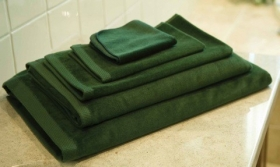Promotional products: Velour Towel Set 5 pc