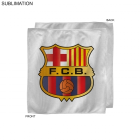 Promotional products: Promo Sublimated Or Blank Microfiber Rally Towel, 10x10