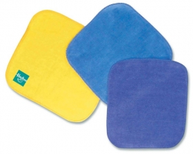 Promotional products: Velour Baby Cloth 6x6