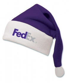 Promotional products: Santa Hat Adult19 Colors