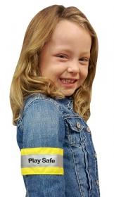 Promotional products: Kids Safety Nylon Armband