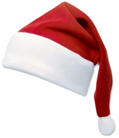 Promotional products: Santa Hat 5 Years - Teenage 20 Colors