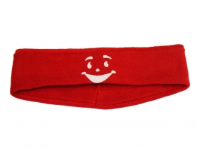 Promotional products: Youth Fleece Headband 8 to 13 Years