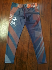 Promotional products: Sublimated Athletic Leggings