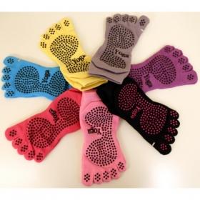 Promotional products: Yoga Or Pilates 5 Toe Socks