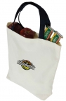 Promotional products: Twill Accent Tote