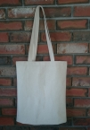 Promotional Made In Canada 14x16x4 Cotton Canvas Tote
