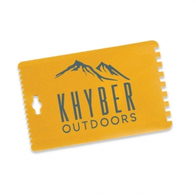 Promotional products: Credit Card Ice Scrapers