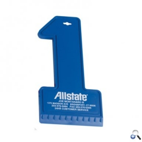 Promotional products: Number 1 Ice Scrapers